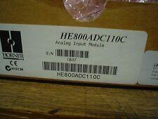 Horner Analog Input HE800ADC110C  60 day warranty - nib