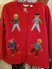 Womens 3X Jacket W/Scarecrows
