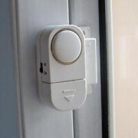 Wireless Tür Fenster Bewegungsmelder Sensor Einbrecher Sicherheits.Alarm.Weiß~~