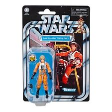 "Star Wars Vintage Collection 3.75"" Luke Skywalker X-Wing Pilot New Kenner 3.75in"