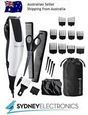 Remington High Precision Hair Groomer/ Clipper/ Trimmer Haircut Kit- HC1091AU