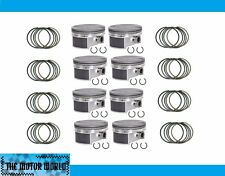 GM CHEVY TRUCK SUV 6.2 L92 HYPEREUTECTIC FLAT TOP PISTONS AND RINGS