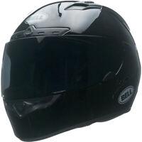 Bell Qualifier DLX Full Face Motorcycle Helmet Gloss Black Medium NEW