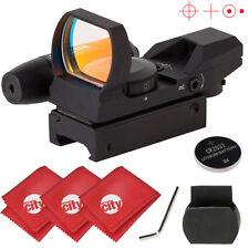 Sightmark Laser Dual Shot Reflex Sight with 3 Microfibers (SM13002)