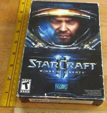 Starcraft II: Wings of Liberty by Blizzard Entertainment