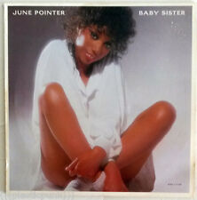 June Pointer ‎~ Baby Sister NM Vinyl LP Ready For Some Action Sexy Cheesecake