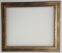 Reverse gold Antique style Frame Different Sizes Available