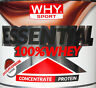Essential Whey 100% - Proteine del siero - Why Sport
