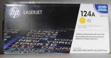 HP q6002a TONER 124a YELLOW PER LJ 1600 2600 2605 cm1015mfp cm1017mfp SCATOLA C