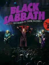 Black Sabbath - Black Sabbath Live: Gathered in Their Masses [New DVD]
