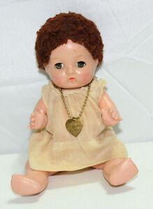 VINTAGE EFFANBEE BABY -  PATSY - COMPO