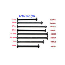 Front /Rear Driven Shaft Dogbone 61mm- 90mm For 1/10 RC HPI HSP Traxxas Axial