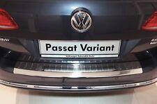 Edelstahl Ladekantenschutz für VW Passat B7 Variant Bj. 2010-2014