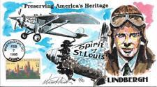 "WILD HORSE CHARLES LINDBERGH ""LINDY"" PRESERVING AMERICA'S HERITAGE Sc 3059"