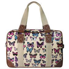 Large Oversized Maternity Weekend Overnight Bag Ladies Travel Hand Luggage