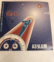 """Orb - Asylum - 12"""" Vinyl Record"""