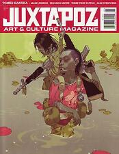 Juxtapoz #84 Jan 08 Tomer Hanuka Mark Jenkins Eduardo Recife Three Tides Tattoo