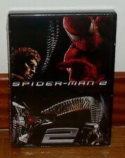 SPIDER-MAN 2 - DVD - SIGILLATO - NUOVO - AZIONE - FANTASTICO - AVVENTURE