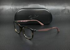 RayBan RX7078 2012 SHINY HAVANA DEMO LENS 51 mm Men's Eyeglasses