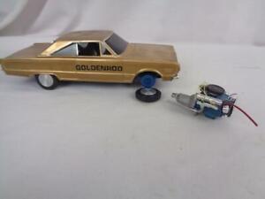 Vintage BUILT 1/25 Model Car- 1967 Chevrolet Belvedere GTX 426 Hemi