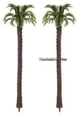 Diorama Tree Palm set of 2 Dollhouse Miniature Fairy Garden,Crafts DA 3700-27