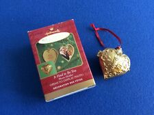 It Had to Be You (photo holder)  2001 Hallmark Keepsake ornament in original box