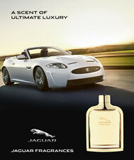 JAGUAR CLASSIC GOLD FOR MEN-EDT-SPRAY-3.4 OZ-100 ML-AUTHENTIC-MADE IN FRANCE
