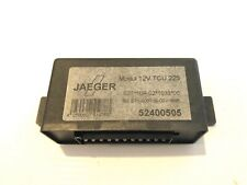 JAEGER Trailer Modul 12V Steuergerät Anhänger 52400505