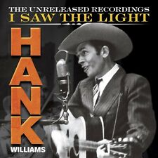 Hank Williams - I Saw The Light: The Unreleased Recordings (NEW 3 xCD & DVD)