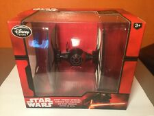 Disney Store Star Wars First Order Special Forces TIE Fighter Die Cast 2015 NEW