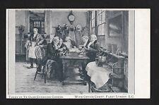 c1910 Toddy at Ye Olde Cheshire Cheese Fleet Street London Uk postcard