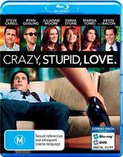 Crazy, Stupid, Love Blu-ray   Region B New  