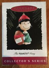 Hallmark Keepsake Ornament  THE PEANUTS GANG Lucy Collector's Series NEW 1994
