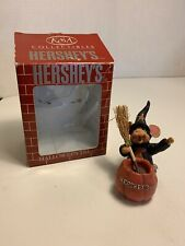 Hershey Halloween Treat Ornament Ksa Collectible Preowned