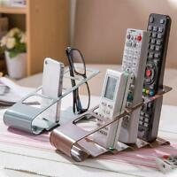 Stylish Nice TV DVD VCR Remote Control Holder Stand Storage Caddy Organiser UK