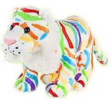 Webkinz Coloursplash Tiger Plush Toy