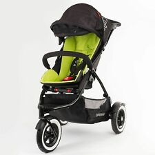 **EX DISPLAY** Phil & Teds Dot v2 Stroller/Pushchair – Apple