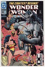 WONDER WOMAN #90 DC Comics 1ST ARTEMIS! DC UNIVERSE VARIANT COVER Justice League