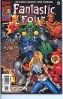 Fantastic Four 1998 series # 26 near mint comic book