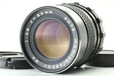 *Rare : Near Mint -* Mamiya Auto Sekor SX 85mm F/2.8 Prime Lens M42 mount JAPAN