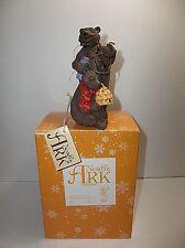 DEPT 56 Noahs Ark PAIR OF BEARS Ornament In Original Box