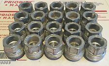 2010-2016 Used Camaro Factory OEM Lug Nuts X20 14X1.5mm Dual Thread Holds Caps