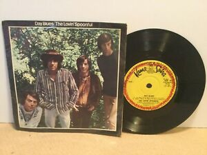 "The Lovin' Spoonful – Day Blues - 7"" Vinyl EP  – 1966 –REF.8752"