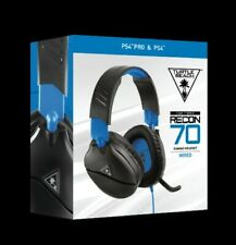 Turtle Beach Recon 70 Black/Blue FORTNITE HEADSET PlayStation 4