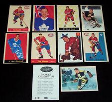 1993-94 Parkhurst Parkie Reprint Ser 7 Hockey Set BV$21