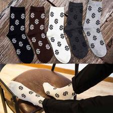 Fashion Harajuku Happy Socks Men's Funny Cotton Dress Casual Crew Wedding Socks