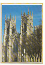 Yorkshire Postcard - York Minster - West End - Ref ZZ5143