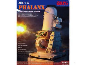 RPG Model 35005 1/35 MK-15 Phalanx Close-in Weapon System 2019 Rare