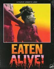 Eaten Alive! Limited Edition Blu Ray & OST CD Severin Umberto Lenzi Cannibal