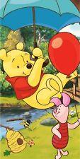 Disney Winnie the Pooh Bathing Sheet Beach Sheet Shower Towel